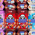 Hello Panda Biscuits by Rick Piper Photography