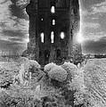Helmsley Castle by Simon Marsden