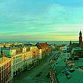 Helsingborg And Oresund Beyond by Jan W Faul