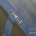 Hemi Emblem by Thomas Woolworth