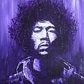 Hendrix by William McCann