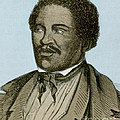 Henry Box Brown, African-american by Photo Researchers