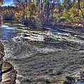 Henry Ford Estate Waterway Dearborn Mi by Nicholas  Grunas