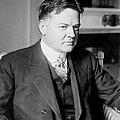 Herbert Clark Hoover by Granger