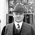 Herbert Hoover - President Of The United States Of America - C 1924 by International  Images