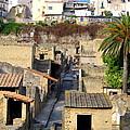 Herculaneum Ruins by Carla Parris