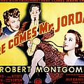 Here Comes Mr. Jordan, James Gleason by Everett