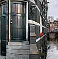 Herengracht 395 Bis. Amsterdam by Juan Carlos Ferro Duque