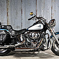 Heritage Softail by John Kiss