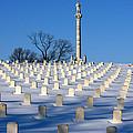 Heroes Peaceful Rest by David Bearden