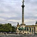 Heros Square - Budapest by Jon Berghoff