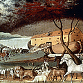 Hicks: Noahs Ark, 1846 by Granger