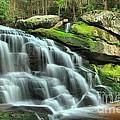 Hidden Elakala Falls by Adam Jewell