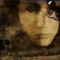 Hiding Behind Beauty by Gun Legler