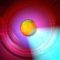 Higgs Boson Particle, Artwork by Laguna Design
