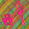 High Heels Power by Kenal Louis
