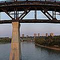 High Level Bridge Edmonton by David Kleinsasser