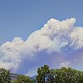 High Park Fire Larimer County Colorado  by James BO  Insogna