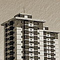 High Rise Apartments by Debbie Portwood