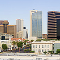 High Rise Buildings Of Downtown Phoenix by Jeremy Woodhouse