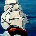 High Sea by Cynthia Amaral
