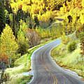 Highway Near Alpine by Utah-based Photographer Ryan Houston