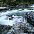 Highwood River by Bob Christopher