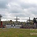 Hill Of Crosses 05. Lithuania by Ausra Huntington nee Paulauskaite