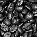 Hills Of Beans Bw by Cheri Hennig