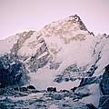 Himalayas In Nepal by Shaun Higson