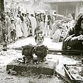 Hindu Festival by Shaun Higson