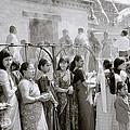 Hindu Pilgrims by Shaun Higson