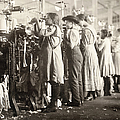 Hine: Child Labor, 1910 by Granger