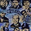 Hip Hop Is Dead #1 by Tony B Conscious