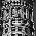 Historic Building In San Francisco - Black And White by Hideaki Sakurai