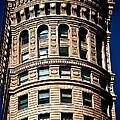 Historic Building In San Francisco - Colour by Hideaki Sakurai