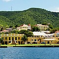 Historic Christiansted by Robin Becker