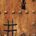 Historic Door by Guido Montanes Castillo