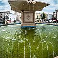 Historic Fountain by Sabino Parente