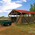 Historic Fruita District Barn by Adam Jewell