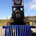 Historic Jupiter Steam Locomotive by Gary Whitton