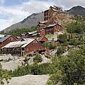 Historic Kennicott Mill Buildings by Rich Reid