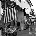 Historic Niles District In California Near Fremont . Main Street . Niles Boulevard . 7d10692 . Bw by Wingsdomain Art and Photography