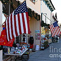 Historic Niles District In California Near Fremont . Main Street . Niles Boulevard . 7d10692 by Wingsdomain Art and Photography