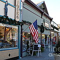 Historic Niles District In California Near Fremont . Main Street . Niles Boulevard . 7d10701 by Wingsdomain Art and Photography