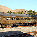 Historic Niles Trains In California . Old Western Pacific Passenger Train . 7d10836 by Wingsdomain Art and Photography
