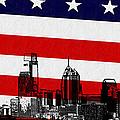 Historic Philadelphia  by Bill Cannon