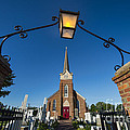 Historic St Peter's Episcopal Church by John Greim