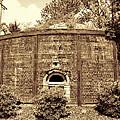 Historical Antique Brick Firing Kiln Decatur Alabama Usa by Kathy Clark