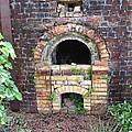 Historical Antique Brick Kiln In Morgan County Alabama Usa by Kathy Clark